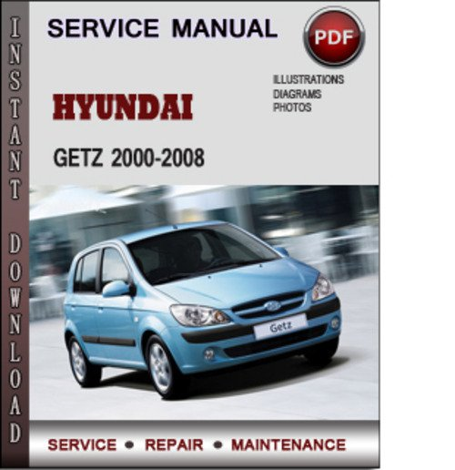 Hyundai Accent Repair Manual